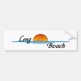 Long Beach Bumper Sticker