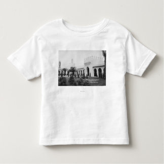 Long Beach, California Pacific SW Expo Bldg. Toddler T-Shirt
