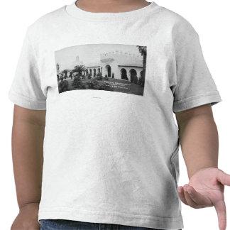 Long Beach, California Pacific SW Expo Bldg. Tshirts