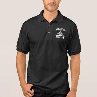 Long Beach California Polo Shirt