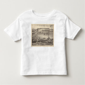 Long Beach House, Long Beach, NJ Toddler T-Shirt
