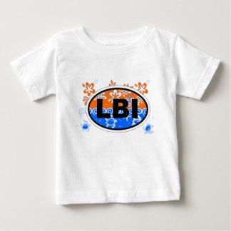 Long Beach Island Baby T-Shirt