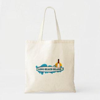 Long Beach Island. Budget Tote Bag