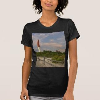 Long Beach Island Light House New Jersey USA Tee Shirt