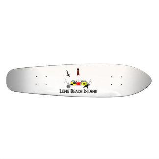 Long Beach Island Skate Deck