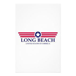 Long Beach NY Pride Stationery Paper
