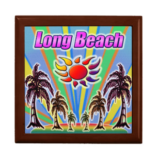 Long Beach Summer Love Giftbox Gift Box