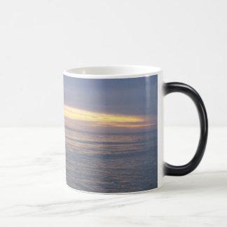 Long Beach Sunset Morphing Mug