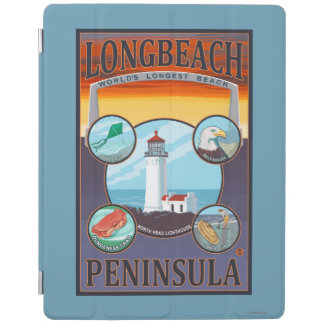Long Beach, WashingtonTravel iPad Cover