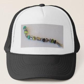 Long Blue Chain by MelinaWorld Jewellery Trucker Hat