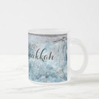 Long Blue Glacier Mug
