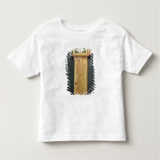 Long-case clock, with enamel painting t shirts
