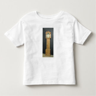 Long-case clock, with enamel painting toddler T-Shirt