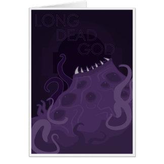 Long Dead God - Worship Old Gods Card