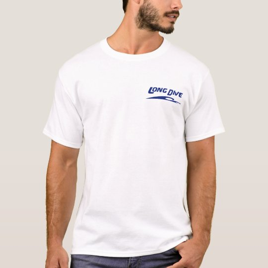 Long Dive: Dolphin Light Tee