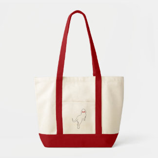 Long Dog Walking Tote