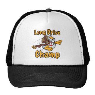 Long Drive Champion Trucker Hats