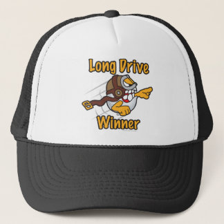 Long Drive Winner Hole Prize For Golf Tournaments Trucker Hat