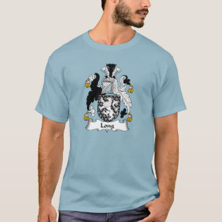 Long Family Crest T-Shirt