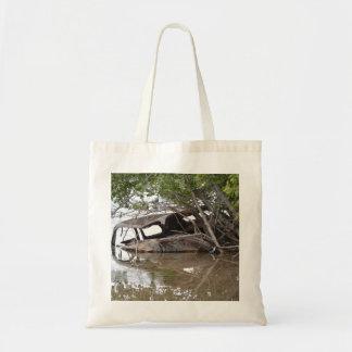 Long Forgotten Budget Tote Bag