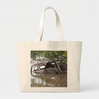Long Forgotten Jumbo Tote Bag