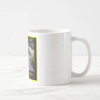 Long Gone Basic White Mug