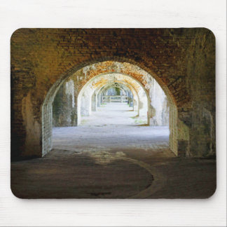 Long Hall at Fort Pickens Mouse Pad