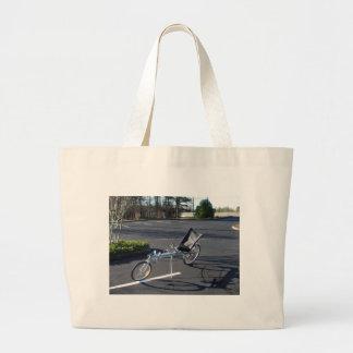 Long Haul Recumbent Canvas Bags
