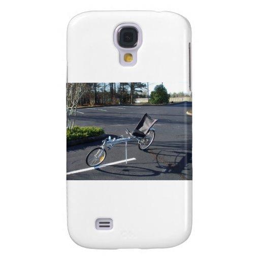 Long Haul Recumbent Samsung Galaxy S4 Cover