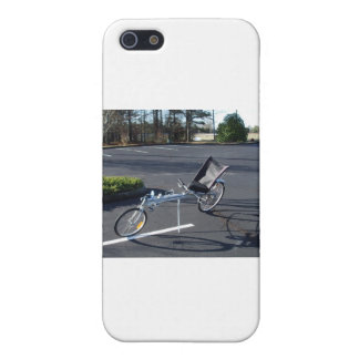 Long Haul Recumbent Cases For iPhone 5