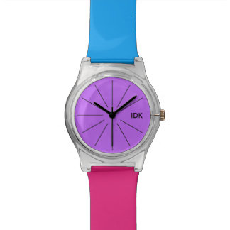LONG HOURS | monogram and any colour Wrist Watch