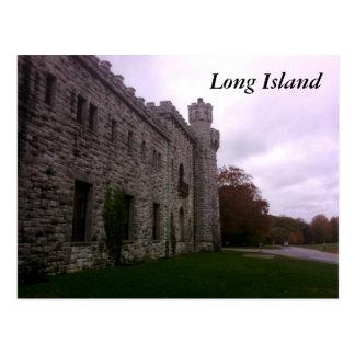 Long Island Castle Postcard