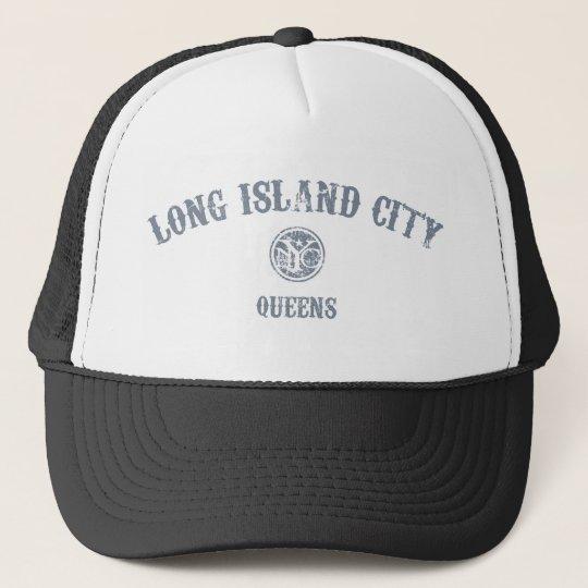 Long Island City Trucker Hat