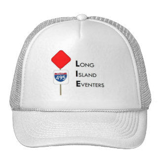 Long Island Eventers Gear - Ball Cap