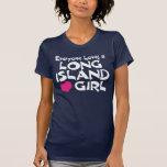 Long Island Girl T Shirts