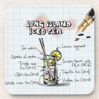 Long Island Iced Tea Coaster
