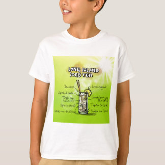 Long Island Iced Tea - Cocktail Gift T-Shirt