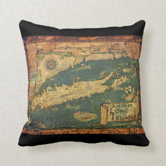 Long Island, New York Cushion