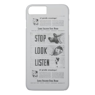 Long Island Railroad Safety iPhone 7 Plus Case