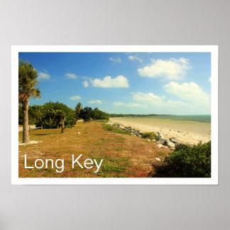 Long Key State Park, Florida Poster