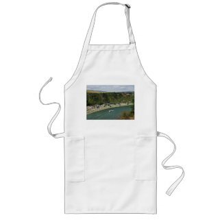 Long kitchen apron at the Loreley central Rhine
