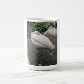 Long Legged Flamingo Coffee Mug