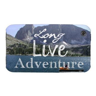 Long Live Adventure iPhone 3 Case-Mate Case