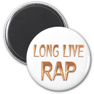 Long Live Rap Magnet