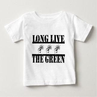 Long Live the Green T-shirt