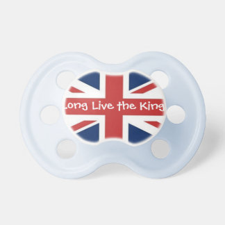 Long Live the King! Pacifier