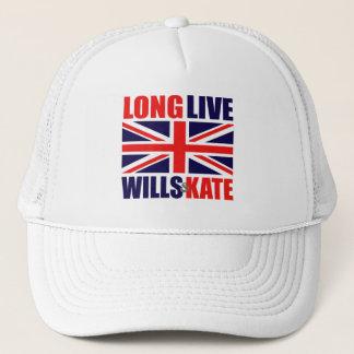 Long Live Wills & Kate Trucker Hat