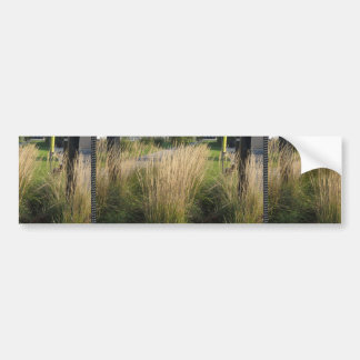 Long Matured Grass giveaway return gifts for KIDS Bumper Stickers