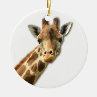 Long Necked Giraffe  Ornament