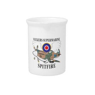 long nose spitfire pitcher